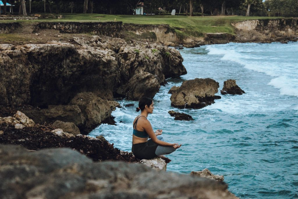 Finding Inner peace while meditating