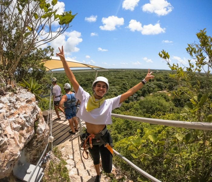 What to do in Punta Cana: Scape Park